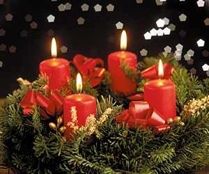 IVA lädt ein zur Adventsfeier (Festsaal) @ Festsaal, ParkWohnStift